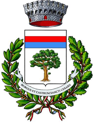 San_Cesareo-Stemma