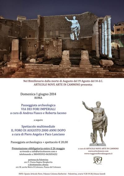 Visita Roma 1 giugno 2014 web