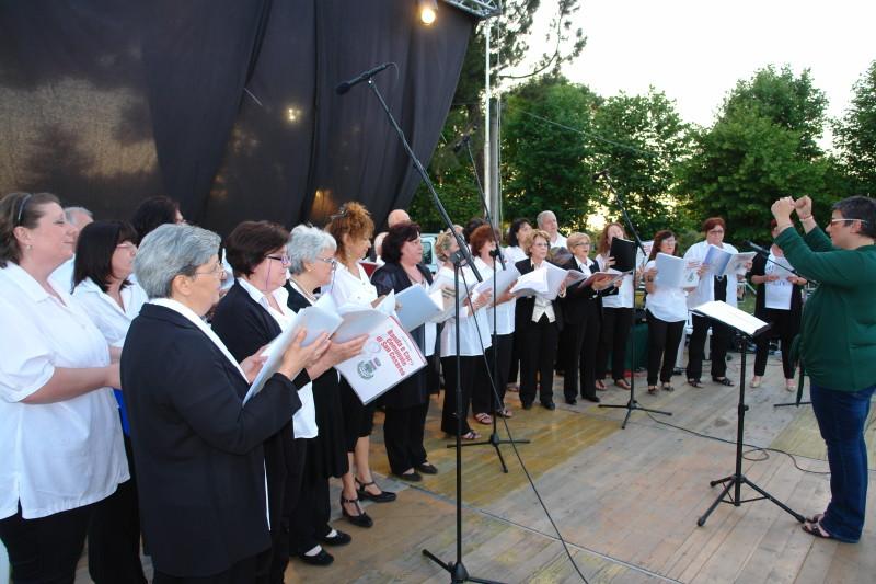 Concerto del Coro diretto dalla M° Emanuela MANZI