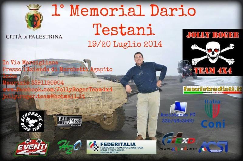 memorial testani