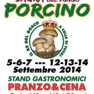 Sagra del Fungo Porcino 2014 -> Curiosità