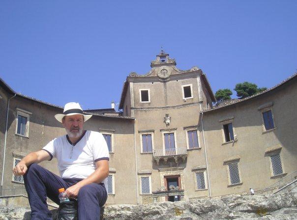Paolo Cilia, Ritratto.