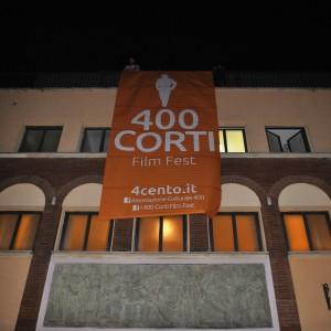 """PALESTRINA: CONTINUANO I SUCCESSI DE """"I 400 CORTI FILM FEST"""""""