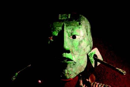 foto 4 la maschera funeraria di Pacal