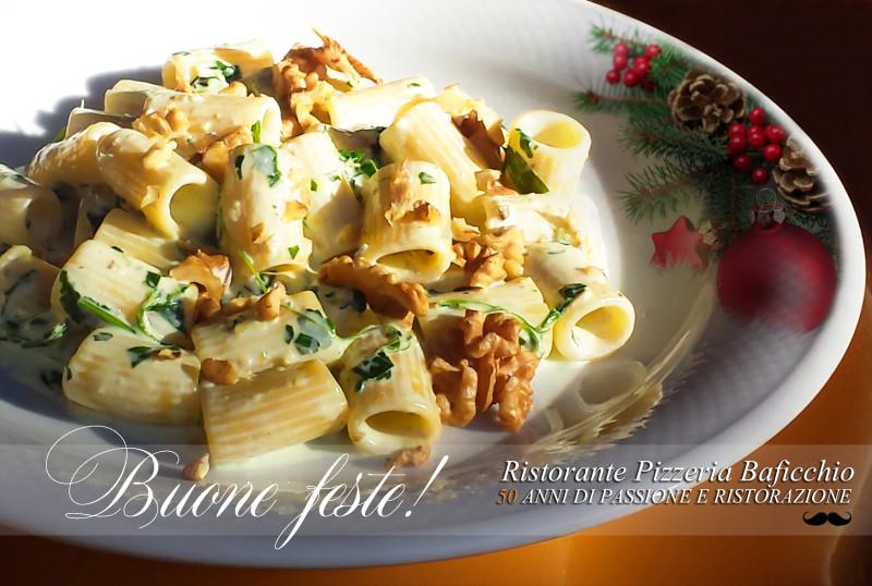foto ricetta gorgonzola noci baficchio