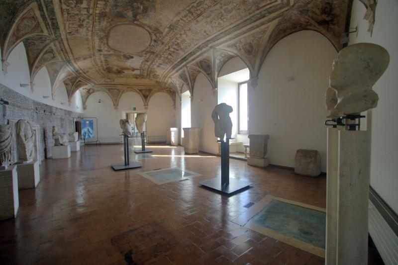 Palestrina-Museo-Archeologico-Nazionale-sala-dell-eta-imperiale-archivio-fotografico-Soprintendenza-per-i-Beni-Archeologici-del-Lazio