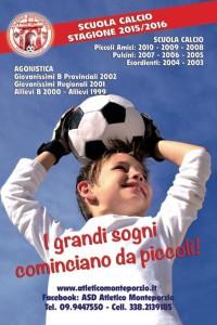 atletico monteporzio locandina