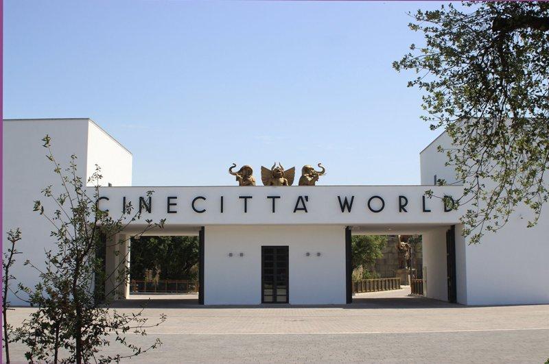 Cinecittà_World_parco_cinema_divertimenti_Roma