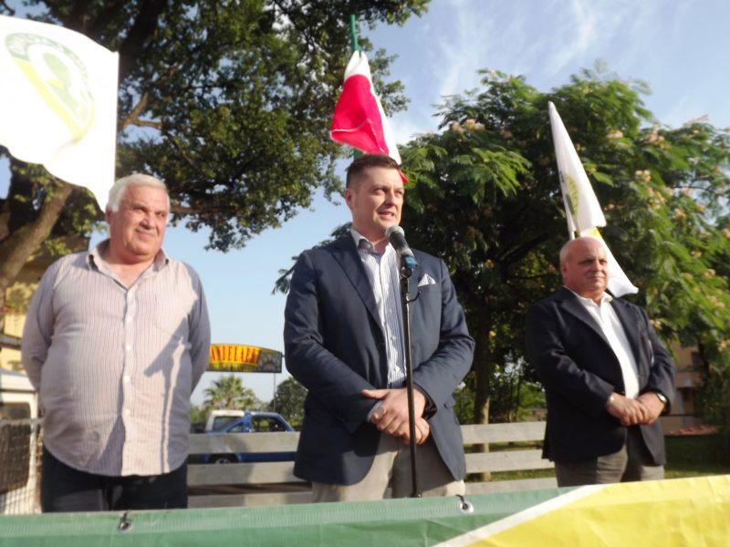 RESOCONTO ALLA CITTA' L'INTERVENTO DELL'ASSESSORE E CAPOGRUPPO DI PRIMA LARIANO GIANNI SANTILLI