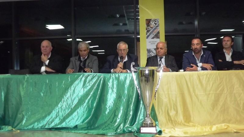 l'intervento del presidente Del Comitato Regionale Lazio Melchiorre Zarelli