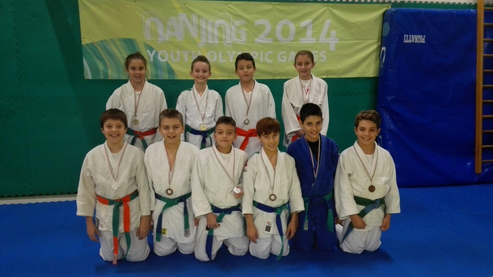 judo frascati i medagliati di fabrica di roma (Large)