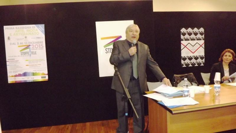 l'intervento dell'assessore Maurizio Mattacchioni