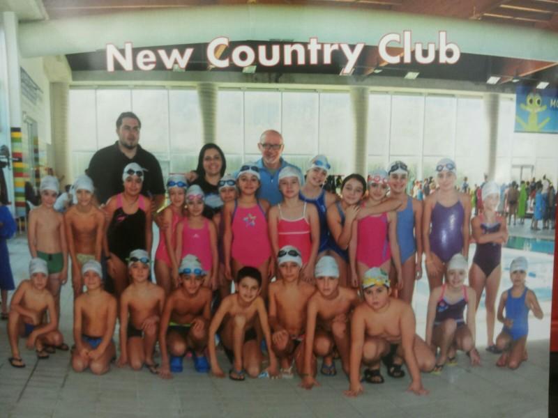 new country scuola nuoto