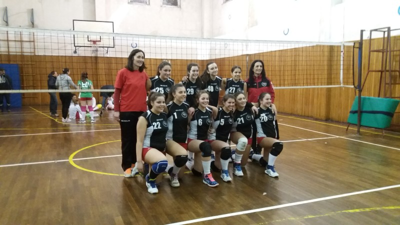 LA ROSAVOLLEY VELLETRI UNDER 14 PROVINCIALE FEMMINILE
