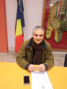 L'ASSESSORE ALFONSO MAURO