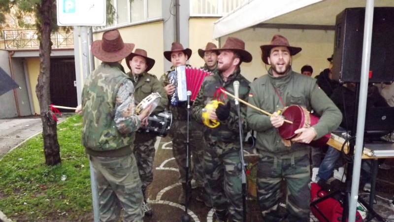 gruppo di pasquellari  Congo Boys-