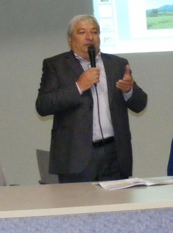 Assessore Maurizio Mattacchioni