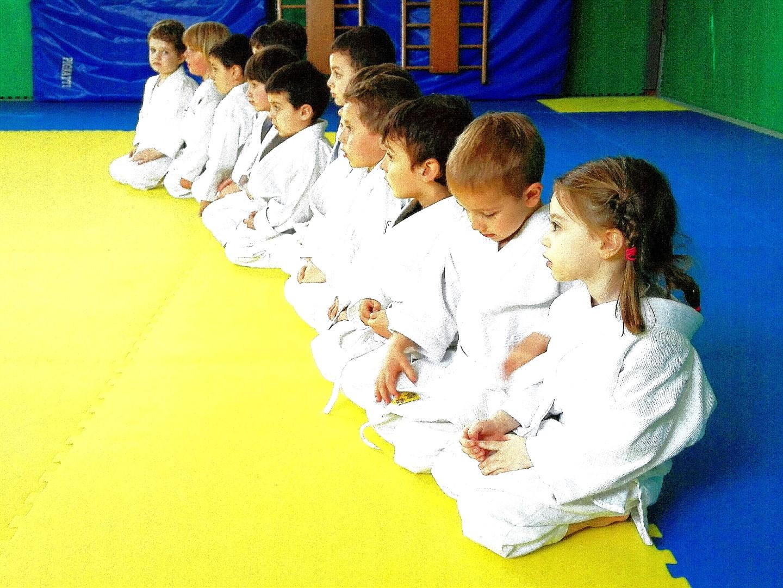 alcuni bambini del judo frascati impegnati nella gara di roma (Large)
