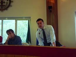 l'assessore Gianni Santilli