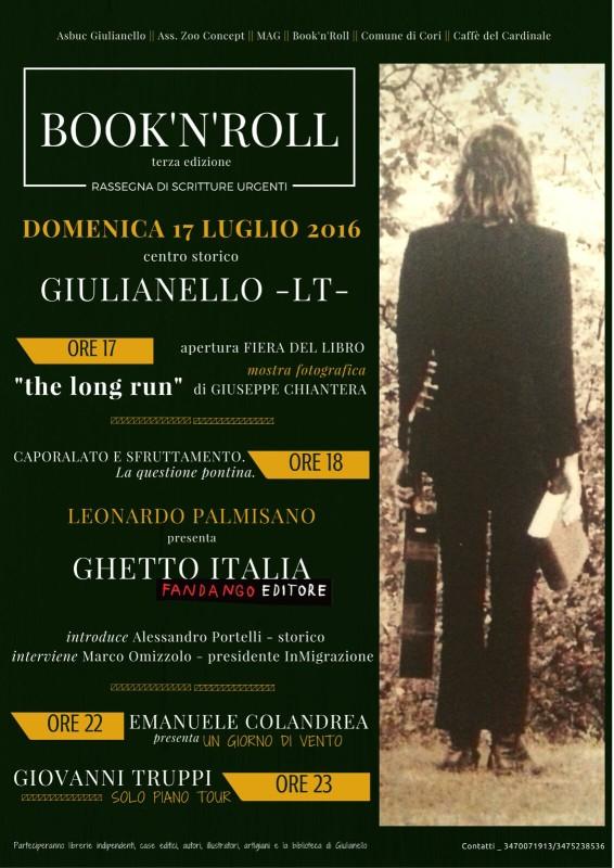 Book'n'Roll - locandina
