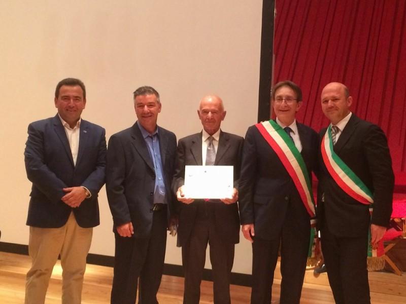 selezione sindaco 2016_con sindaco cialente aquila e sindaco monsaraz portogallo