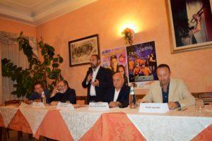 L'INTERVENTO DEL PRESIDENTE DELL'ASSOCIAZIONE SIMONE GRAZIOSI