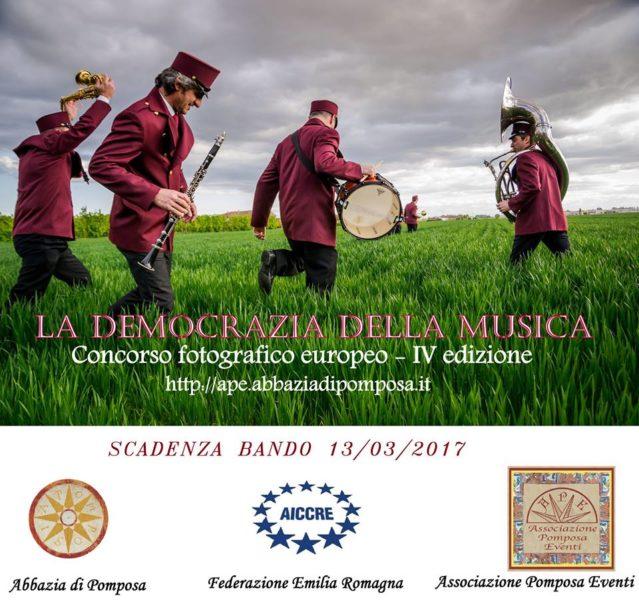 La democrazia della musica – I suoni delle Comunità 2017