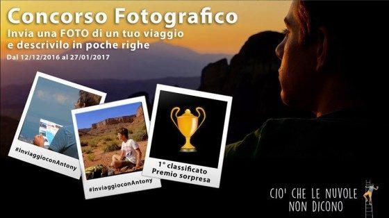 Premio Fotografico 'In viaggio con Antony'