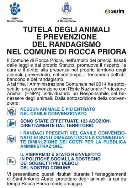 Rocca Priora Sant'Antonio - avviso_Pagina_1