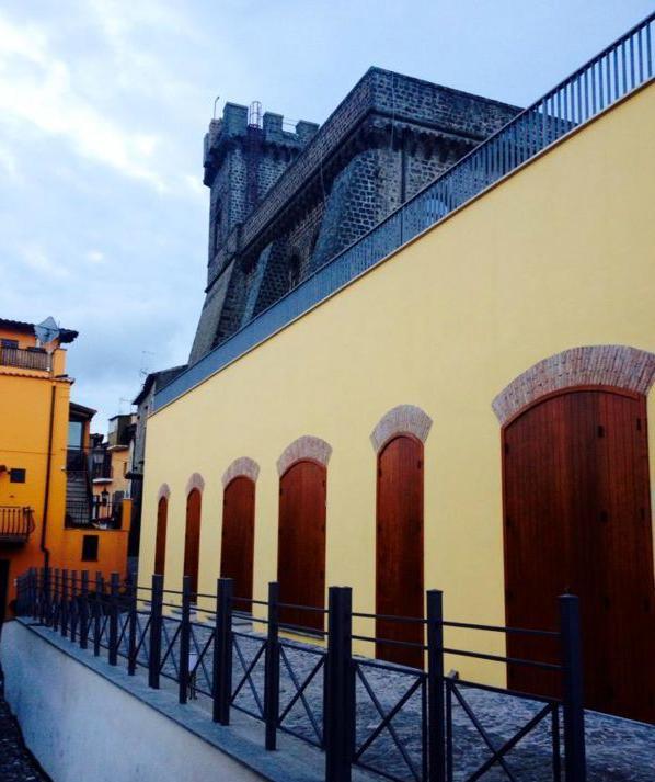 Rocca priora da oggi casa della formazione aperta alle for Disposizione della casa aperta