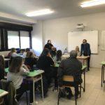 SCUOLE OLTRE LA DISABILITA': PRIMO INCONTRO AL LICEO JAMES JOYCE DI ARICCIA