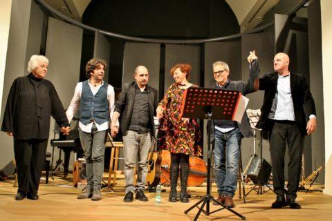 VELLETRI:  MUSICA, PAROLE ED EMOZIONI