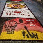 Gallicano nel Lazio: un paese al tappeto… di immagini