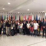 Per i giovani di Valmontone un viaggio nel cuore dell'Unione Europea