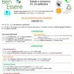 Seconda edizione del Festival della Gioia e del BenEssere a Palazzo Rospigliosi