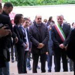 Il Presidente Zingaretti inaugura la nuova scuola media di Colonna