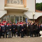 ASSOCIAZIONE NAZIONALE E CARABINIERI IN SERVIZIO INSIEME NEL CHRISTEMAS  DAY