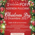 A POFI LA PRIMA EDIZIONE DI OPEN DAY FOR CRISTIMAS
