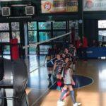 Volley Club Frascati, Bilancioni: «Inizio promettente per Under 12 Elite e U13 promozionale»