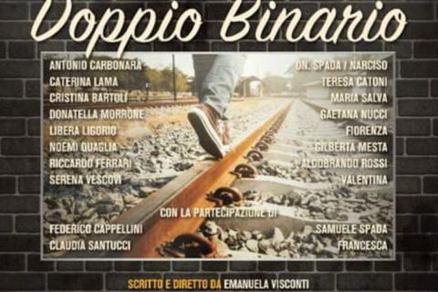 """""""DOPPIO BINARIO"""", al Teatro di Colonna."""