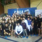 3T Frascati Sporting Village (nuoto) fa festa: è campione regionale a squadre Uisp