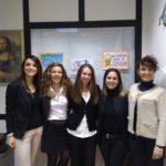 Cristiana Carrozza incontra l'associazione A.E.C.I. Roma sud a Valmontone