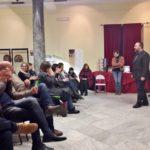 """Sergio Gaggiotti, musica e parole: """"Le lettere per dire"""" nella conferenza/concerto di Lanuvio"""