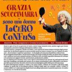 Grazia SCUCCIMARRA – teatro comico al Teatro Capocroce di Frascati