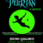 "IL MUSICAL DELL'ANNO ""PETER PAN"" IN SCENA AL TEATRO AUDITORIUM GIULANCO"