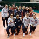 Volley Club Frascati (Under 18), gioia Liberatoscioli: «Non era scontato fare questa stagione»