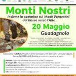 Monti Nostri: insieme in Cammino sui Monti Prenestini dal Basso verso l'Alto