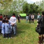 Zagarolo: riapertura giardino plesso scolastico Colle dei Frati