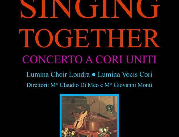 Singing Together – Concerto a Cori Uniti