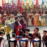 Carosello Storico dei Rioni di Cori al via: questo sabato il giuramento dei priori